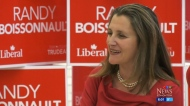 Liberals fighting for traditionally blue seats