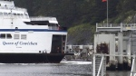 BC Ferries worker injured on the job