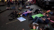 Climate protests angering some