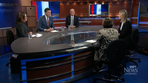 CTV QP: Election a referendum on Trudeau?