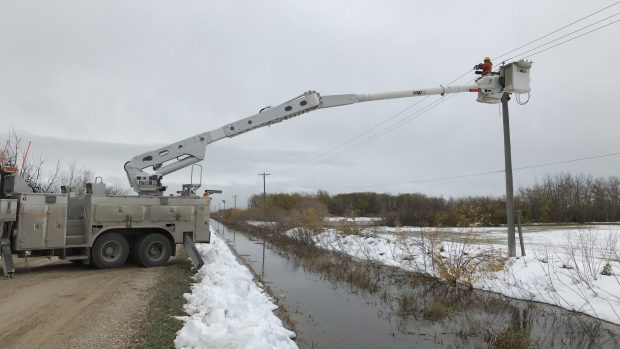 (Photo: Manitoba Hydro)