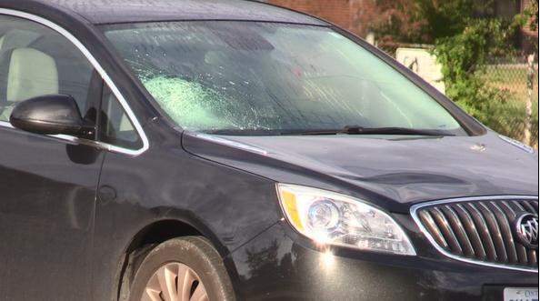 Pedestrian struck Tecumseh Road West