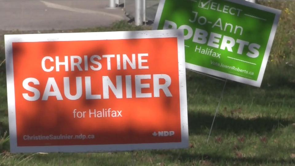 Halifax votes