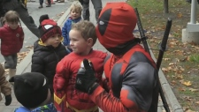 Superheroes for Little Heroes