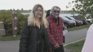 Zombie Walk takes over Sault Ste. Marie
