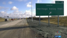 135 Street Henday exit expected to open Monday