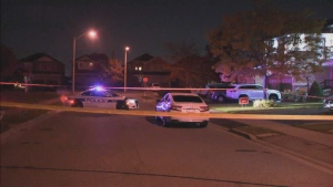 Peel police have arrested a 15-year-old male after another 15-year-old boy was stabbed in Brampton. (CTV News Toronto)
