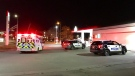 One person was stabbed around 7 p.m. on Oct. 20, 2019, near a Petro-Canada gas station at 118 Avenue and 97 Street.