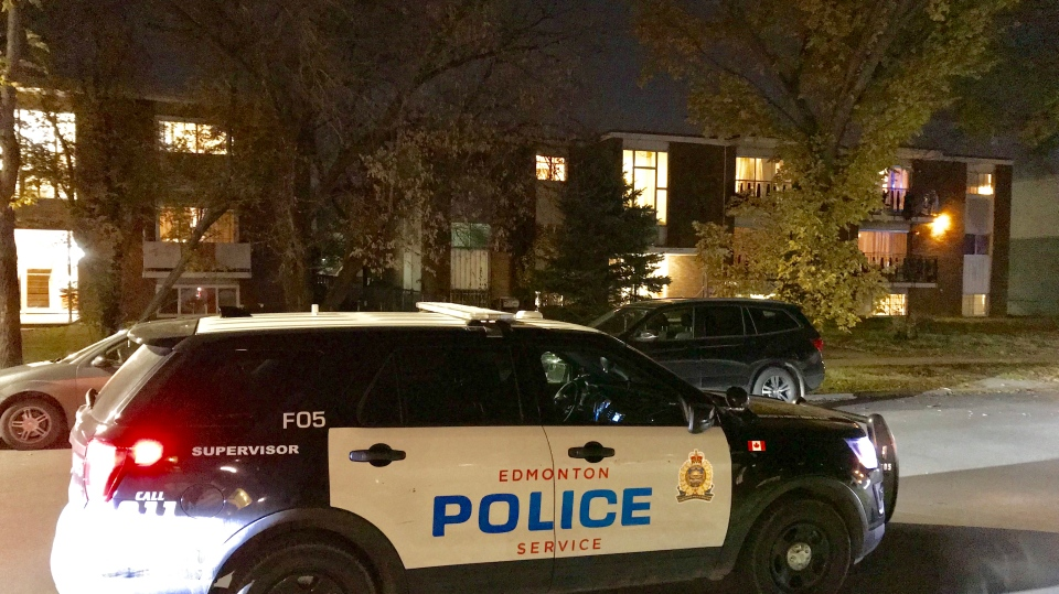 A second person was stabbed on Oct. 20 at a low-rise apartment building at 118 Avenue and 102 Street.
