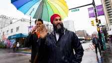 CTV National News: Singh seeks new momentum