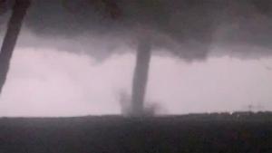 dallas tornado