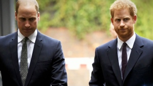 Prince Willaim Prince Harry