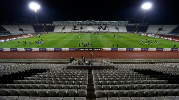 Serbia punished by UEFA for racist fan incidents
