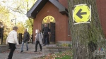 Issues at polling stations across Canada