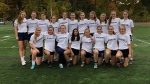 A photo of the Burlington High School girls soccer team. (CNN via Jessica Nordhaus)
