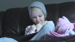 Courageous 7-year-old 'angel' fighting cancer dies