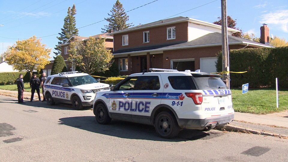 Residents on Benson Street in Nepean woke up to gunfire at a home early Sunday, Oct. 20, 2019.