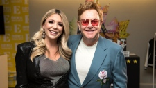 Elton John on etalk