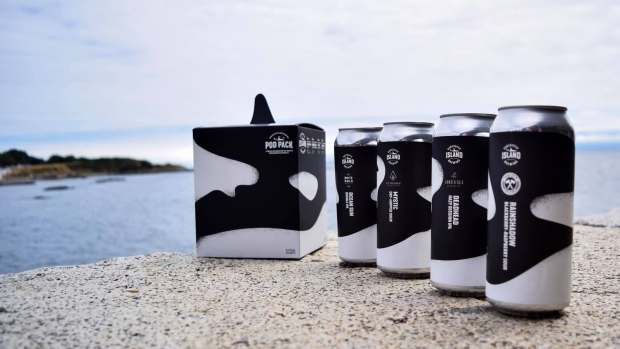 pod pack vancouver island brewing