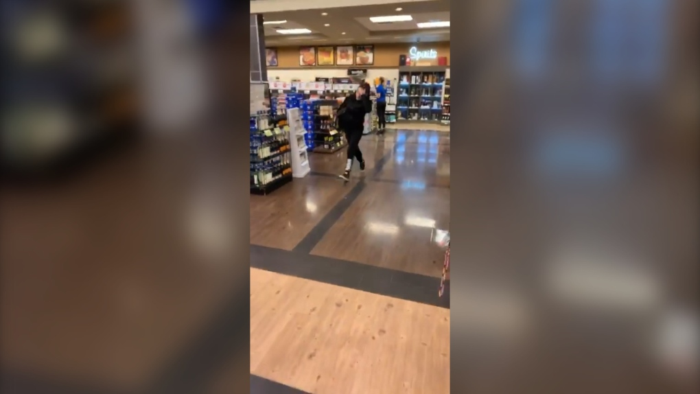 Second swarming in under a month at Winnipeg liquor stores