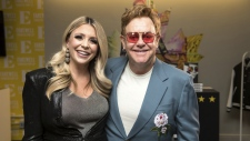 Etalk anchor Danielle Graham speaks with rock legend Elton John in an exclusive interview on Monday, October 21, 2019.