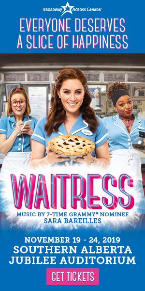 Waitress 300x600
