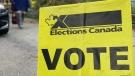 Elections Canada, vote