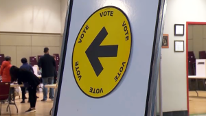 Advance polls saw an increase of 19 per cent over 2015.