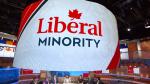 CTV declared Liberal minority
