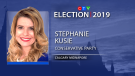 Stephanie Kusie re-elected in Calgary Midnapore
