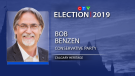 Conservative Bob Benzen elected in Calgary Heritage