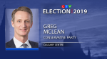 Conservative Greg McLean elected in Calgary Centre
