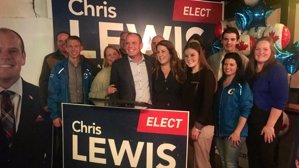 Conservative Chris Lewis