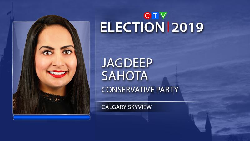 Conservative Jagdeep Sahota elected in Calgary Skyview