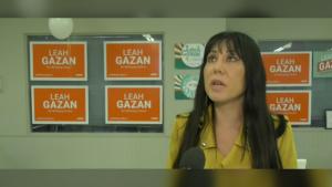 Leah Gazan.