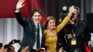 Trudeau thanks Canada for 'clear mandate'