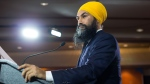 CTV National News: NDP down to fourth party