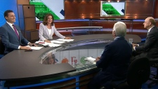 CTV National News: How the night played out