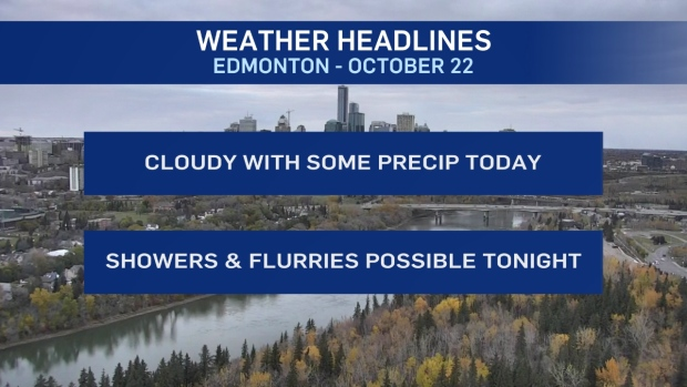 Oct. 22 weather headlines