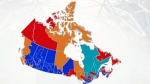 Major political wins and losses seen across Canada