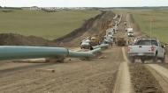 Calgary pipeline