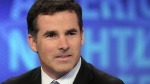 Kevin Plank, founder and CEO of Under Armour, on the Fox Business Network, on  March 31, 2011. (Richard Drew / AP)