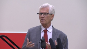 Liberal Jim Carr held on to Winnipeg South Centre.