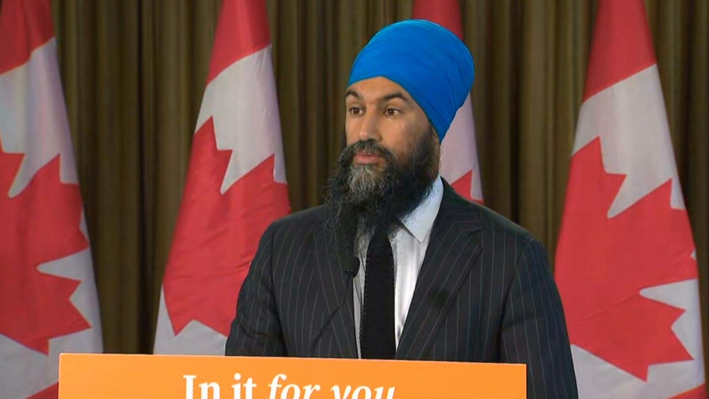 Could the NDP try to influence Trans Mountain pipeline expansion?