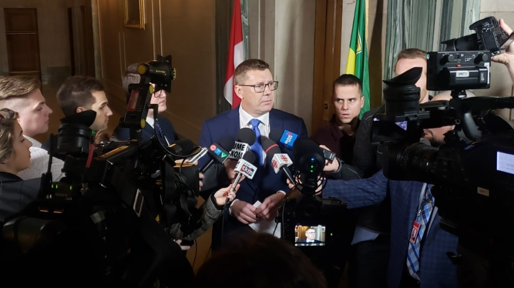 Sask. election results: Fire burning in Western Canada, Moe says
