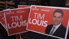 Liberal Tim Louis wins Kitchener-Conestoga