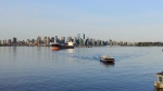 While we're in the midst of the grey and rainy season, a reminder of what Vancouver really looks like from April 2019. (Doug Bleakley photo)