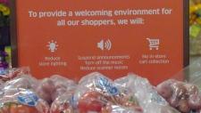 Safeway Sobeys sensory shopping