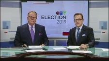 WATCH: CTV News Northern Ontario's Brendan Connor and Tony Ryma give a recap of the federal election results for the seven ridings in northeastern Ontario. October 22, 2019.
