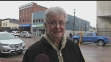 WATCH: Reaction from Timmins on the re-election of NDP Charlie Angus. (Lydia Chubak/CTV Northern Ontario)